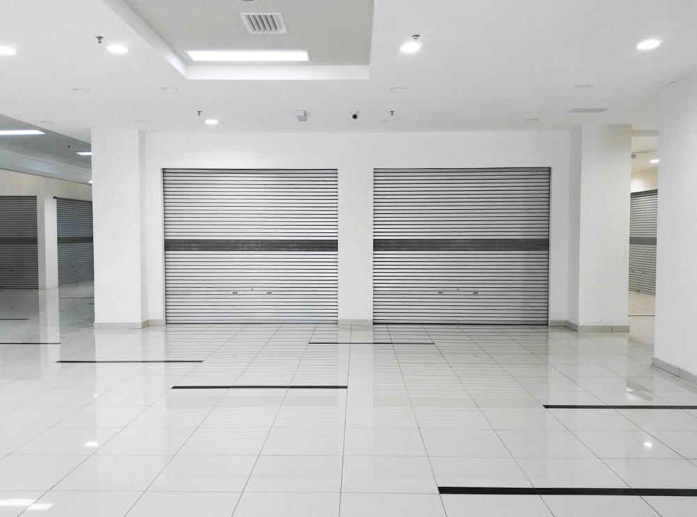 Commercial Steel Garage Doors