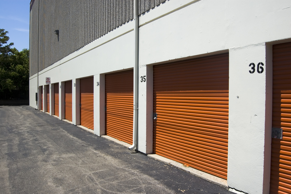 Roll-Up Garage Doors and Repairs