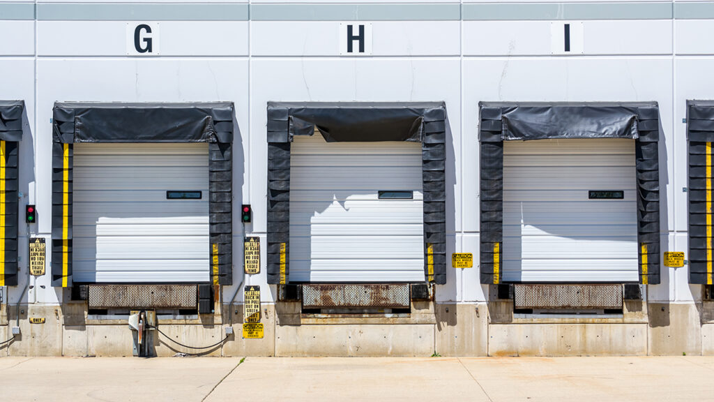 Commercial Garage Door Repair Calgary