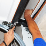 How To Loosen Garage Door Chains