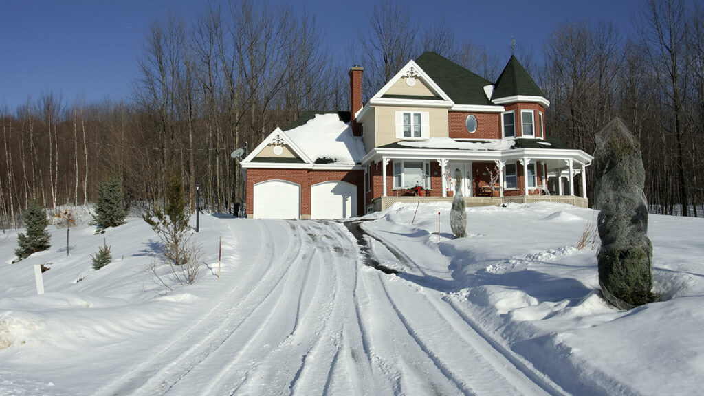 Garage Door Maintenance Tips For The Winter