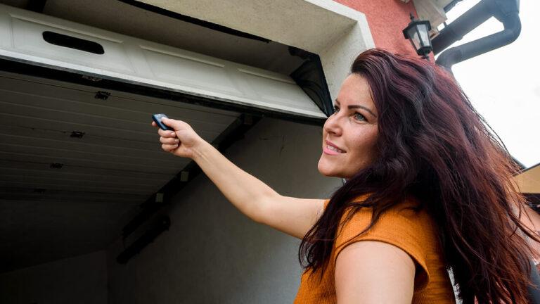 Garage Door Tune-Up
